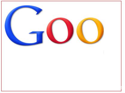使用canvas绘制Google logo的