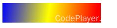 常见的颜色渐变效果